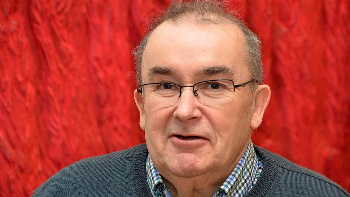 Pastoralreferent Norbert Kisse.