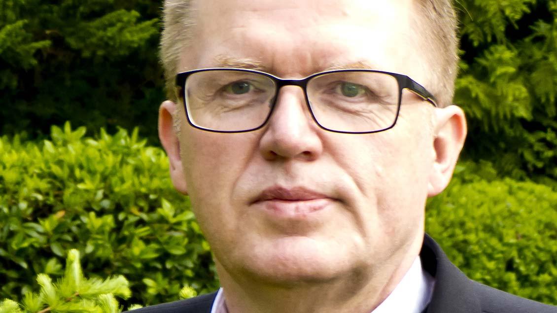 Pfarrer Martin Knipper.