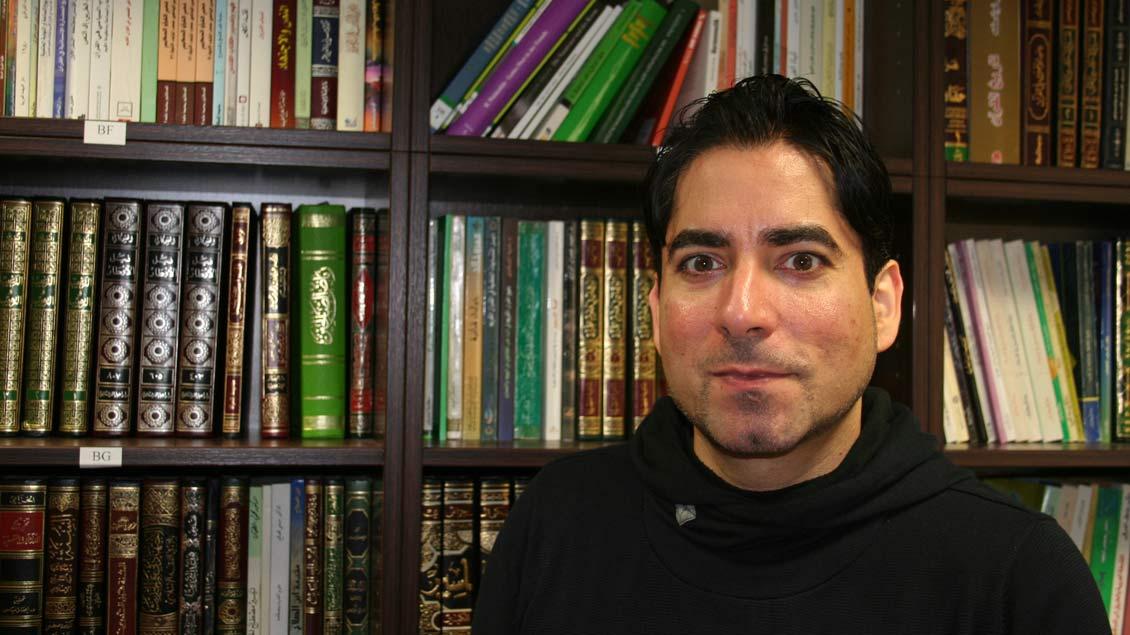 Professor Mouhanad Khorchide.