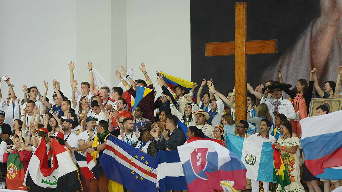 Weltjugendtag 2019 in Panama nicht in der Regenzeit