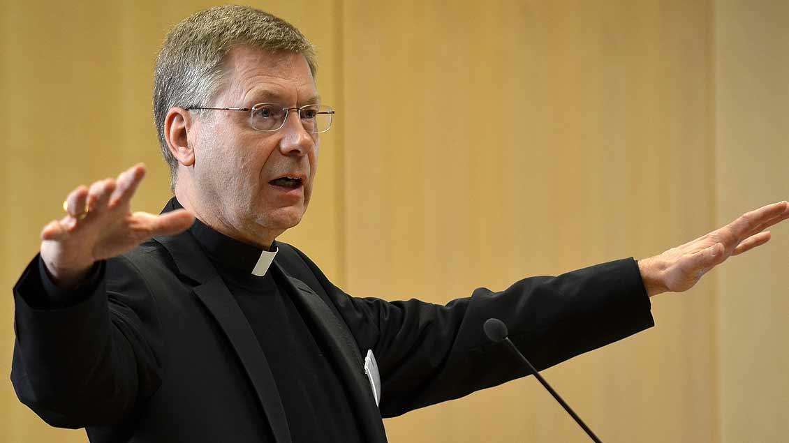 Weihbischof Stefan Zekorn
