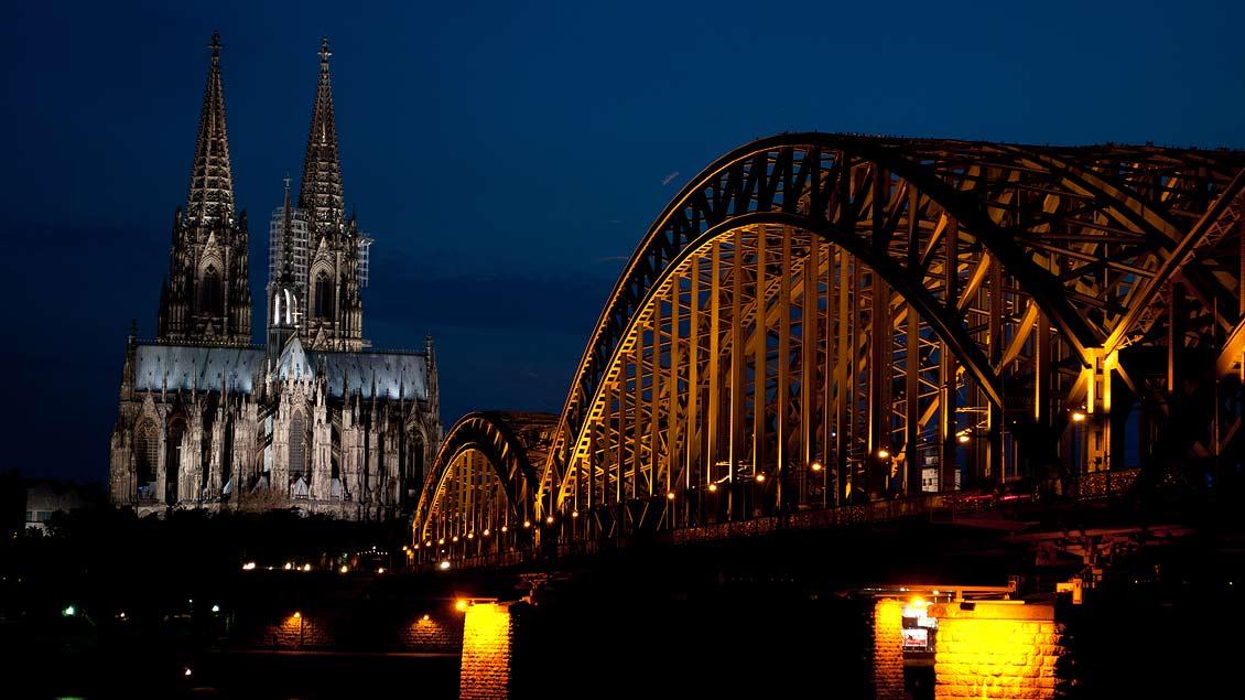 Der Kölner Dom. Foto: Tino Bahr/pixelio.de