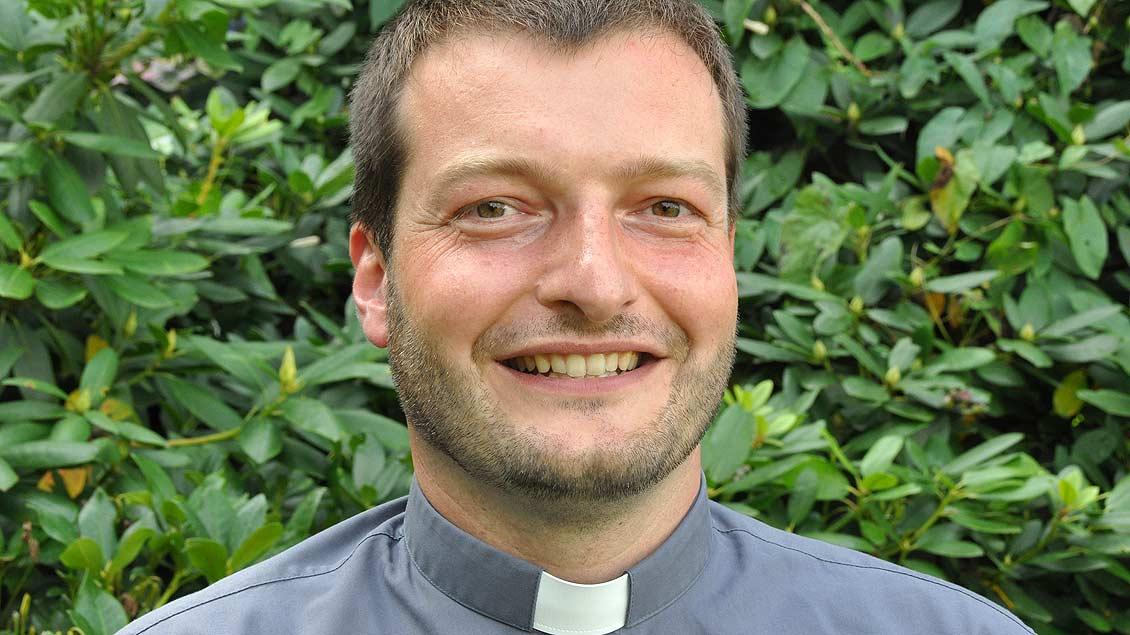 Kaplan Bernd Holtkamp.