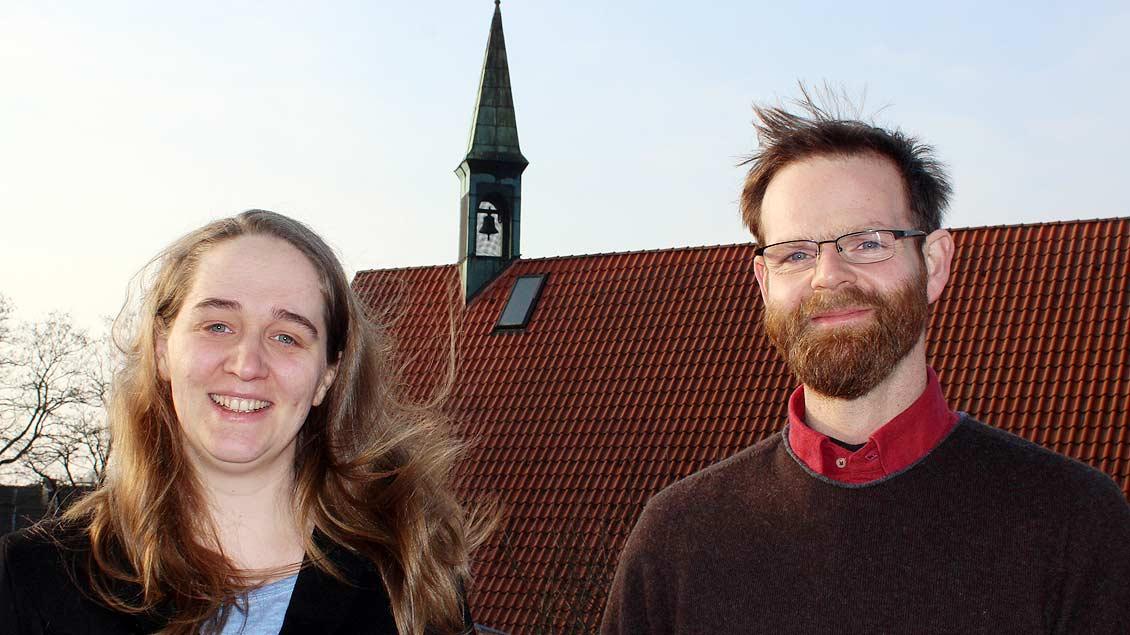 Lena und Matthias Köhler