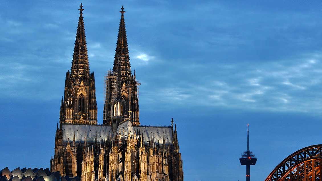 Der Kölner Dom. Foto: Ruth Rudolph, pixelio.de