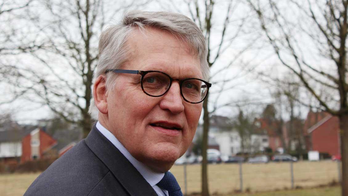 ZdK-Präsident Thomas Sternberg.