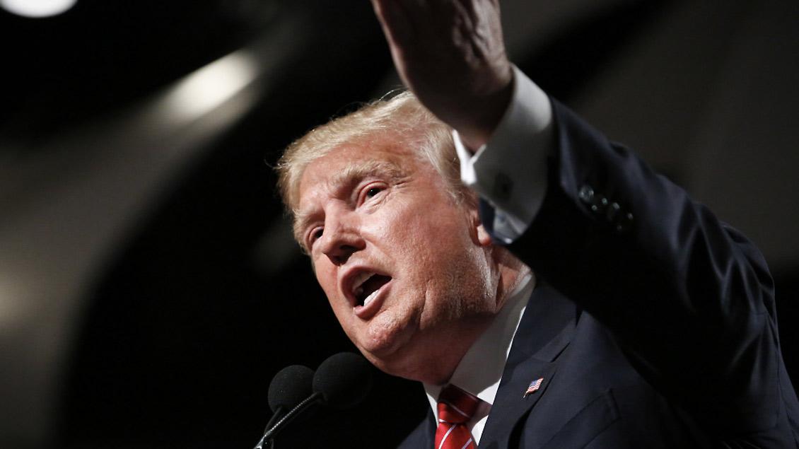 Trumps Politik von Mexikos Kirche kritisiert