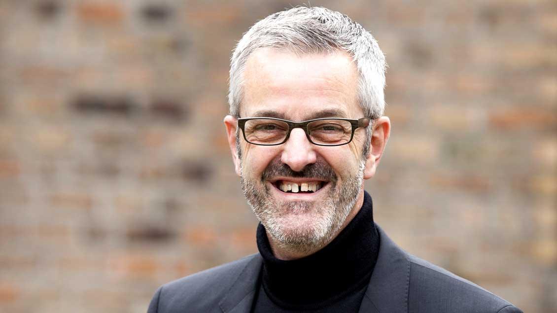 Thomas Frings, langjähriger Pfarrer in Münster, lebt derzeit als Postulant in der Benediktinerabtei St. Willibrord in Slangenburg, Niederlande. Foto: Stefan Sättele / Herderverlag