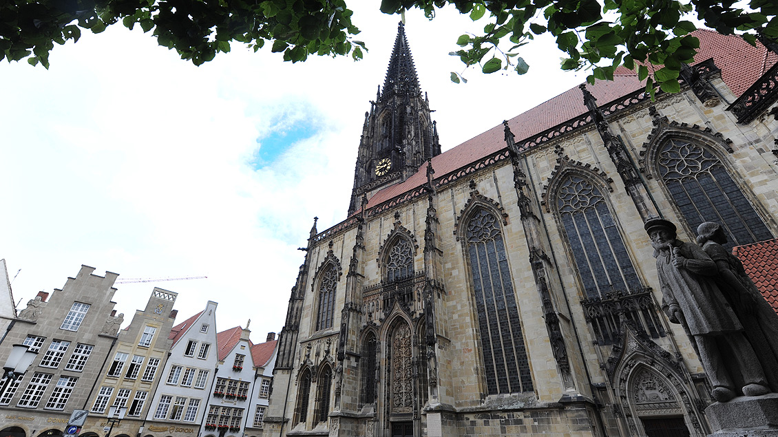 St.-Lamberti-Kirche in Münster