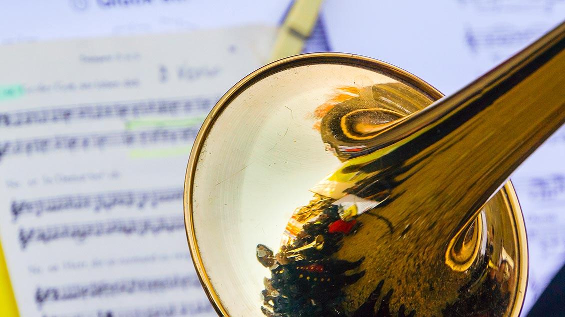 Der Große Zapfenstreich ist ein militärisch-musikalisches Zeremoniell.