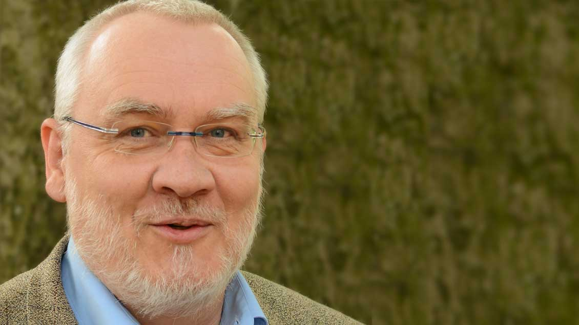 Martin Wennekers, MAV-Vorsitzender.