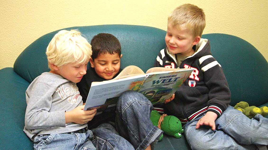 Mit dem katholischen Kinder- und Jugendbuchpreis soll das Lesen guter Bücher gefördert werden.
