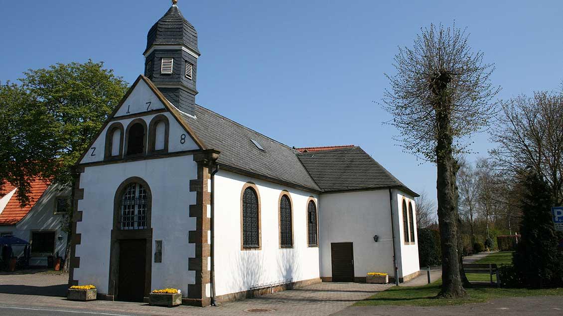 St.-Anna-Kapelle in Hopsten-Breischen.