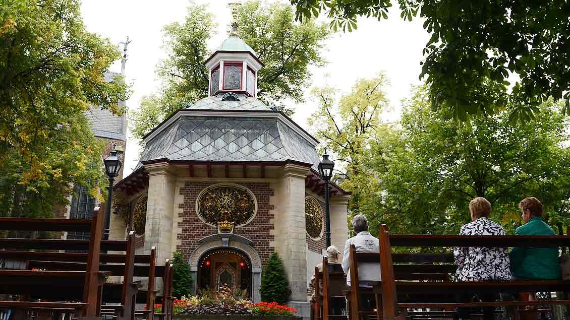 Die Gnadenkapelle in Kevelaer.