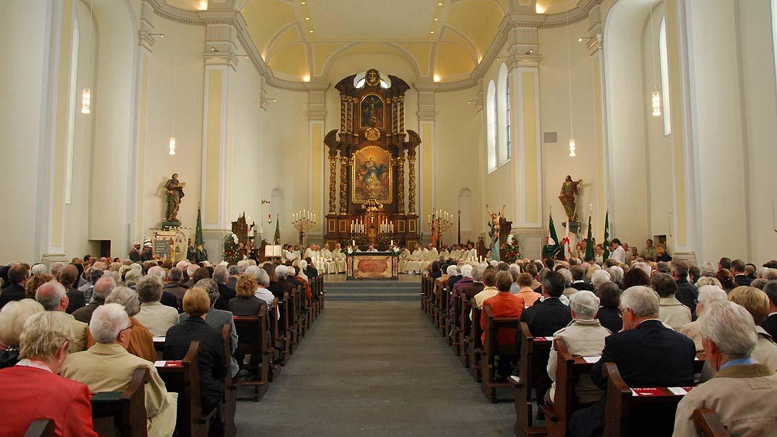 Die Liebfrauenkirche in Bocholt.