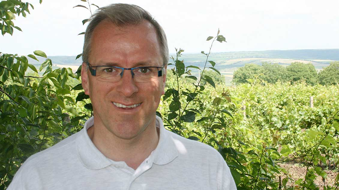 Kreisdechant Pfarrer Markus Dördelmann.