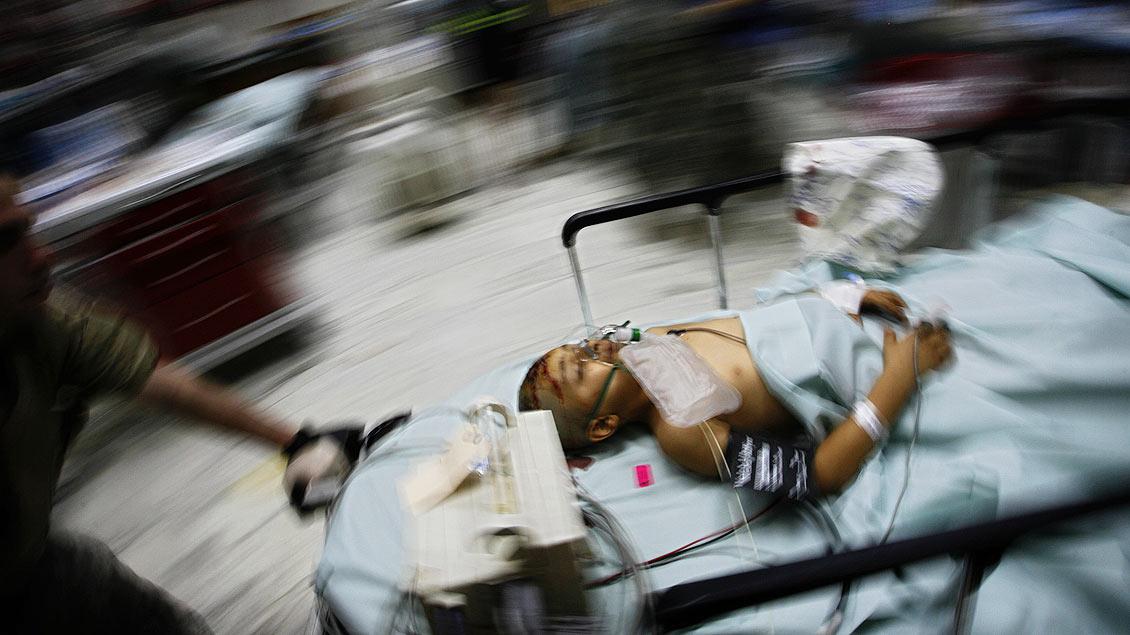 Krieg im Irak Foto: Reuters