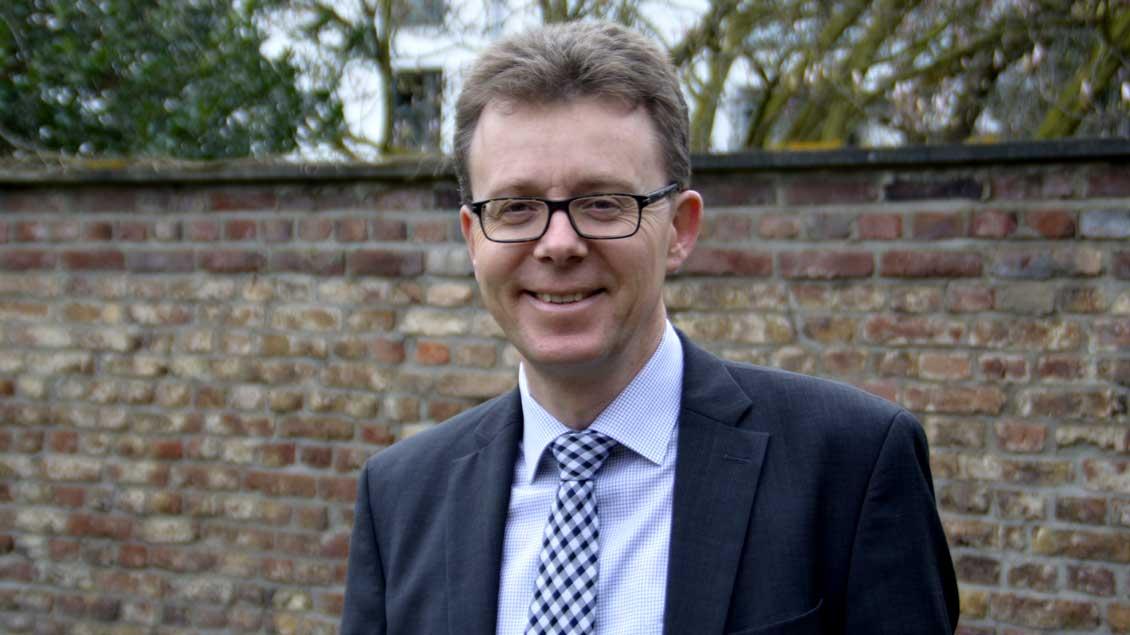 Frank Vormweg wird neuer Leiter der Hauptabteilung Seelsorge im Bischöflichen Generalvikariat Münster.
