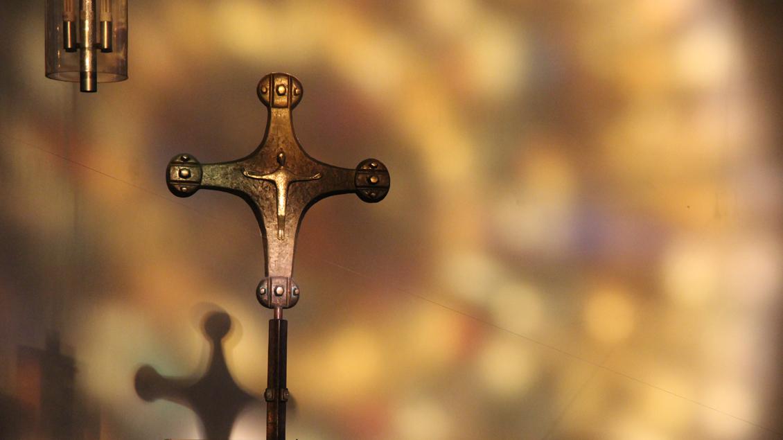 Kreuz Foto: Martin Schmitz