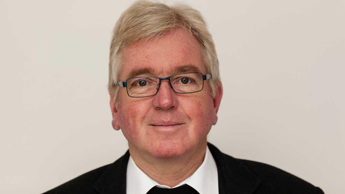 Hans-Werner Dierkes, Leiter der Wallfahrtsseelsorge.