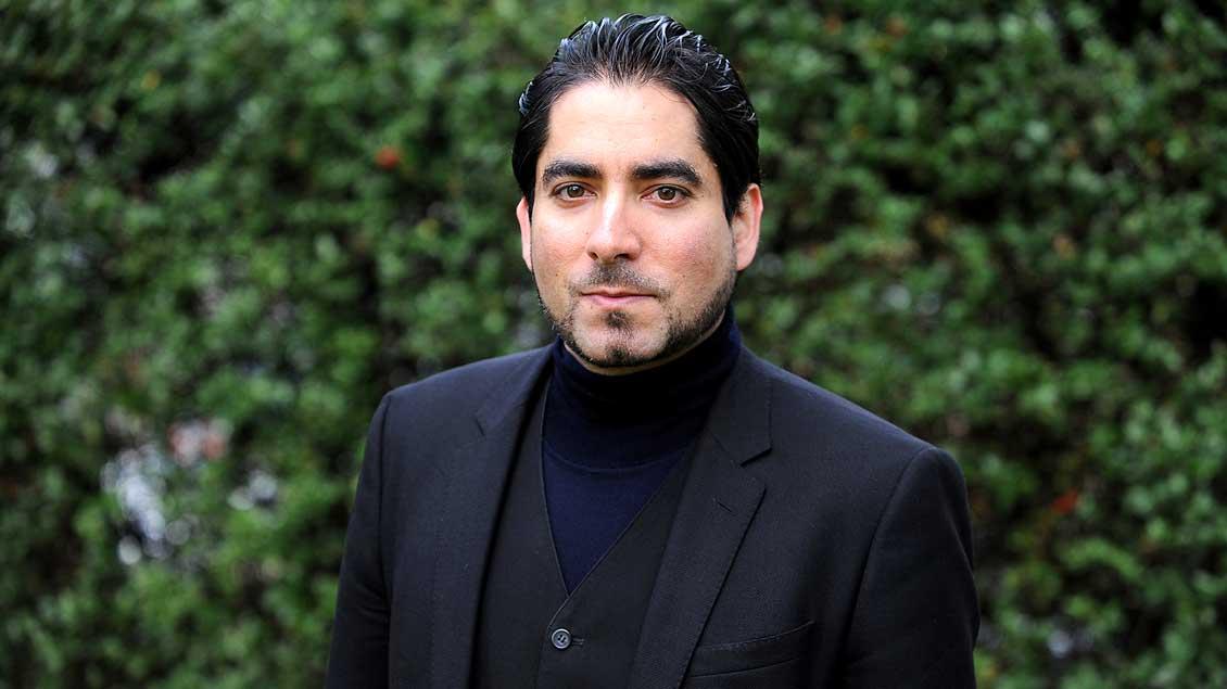 Mouhanad Khorchide, Professor und geschäftsführender Direktor am Zentrum für islamische Theologie, Westfälische Wilhelms-Universität Münster.