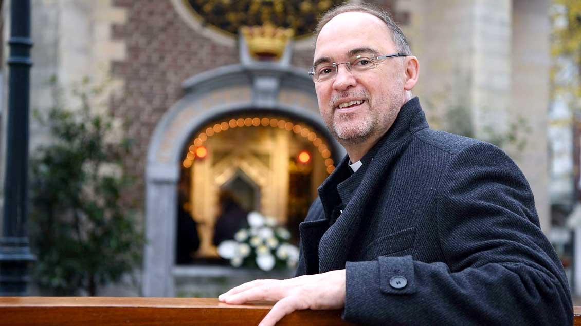 Rolf Lohmann, Wallfahrtsdirektor in Kevelaer, wird Regionalbischof am Niederrhein.