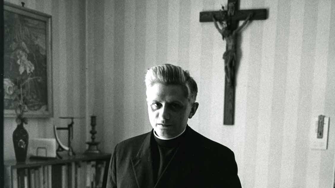 Joseph Ratzinger 1965
