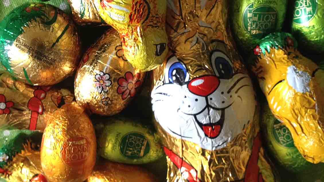 Schoko-Hase? Langweilig! Muss an Ostern wirklich die Playstation her?