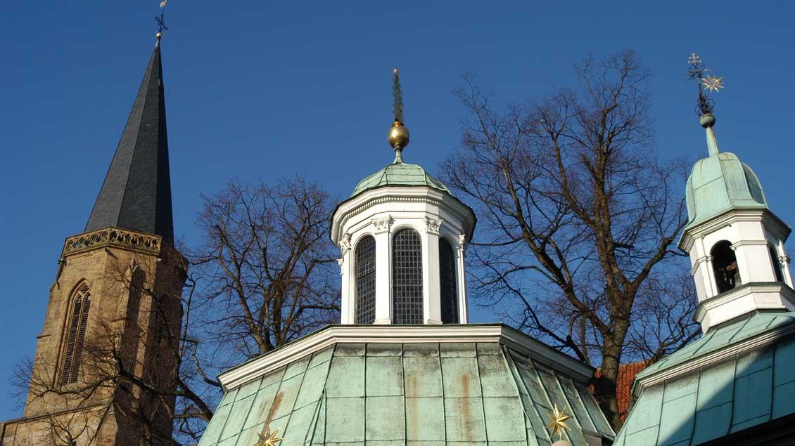 Gnadenkapelle in Telgte. Foto: Michael Bönte