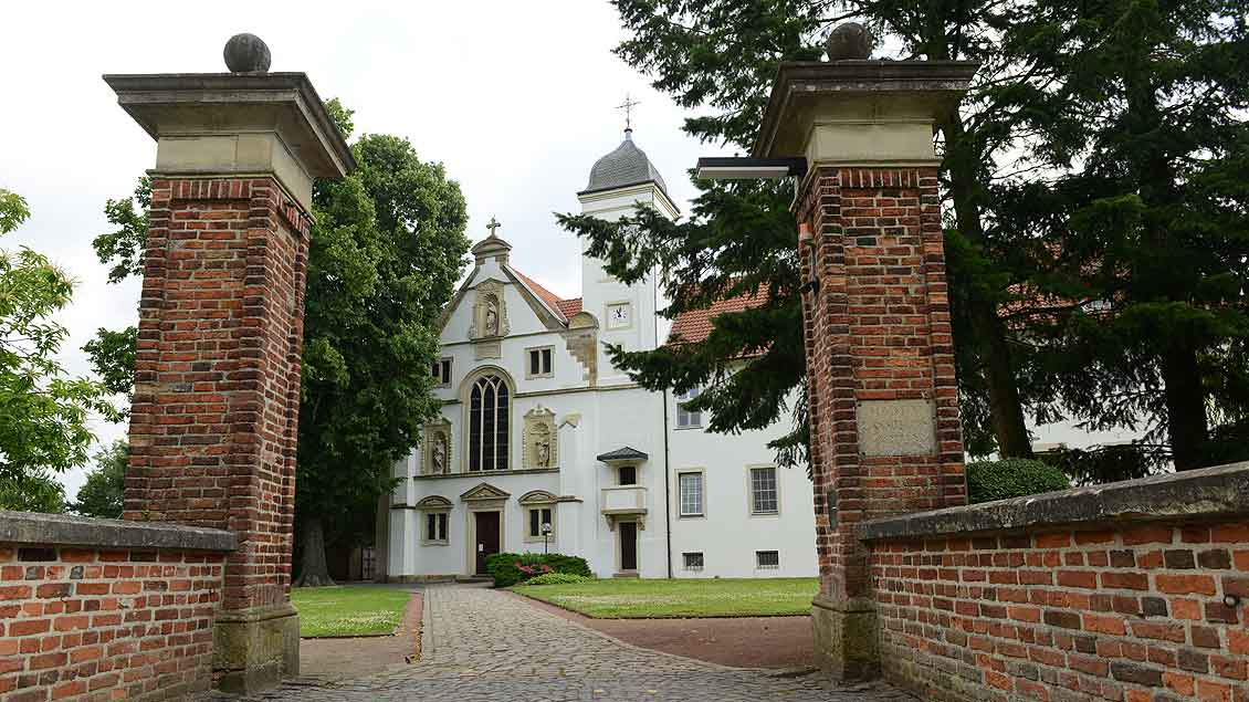 Ort mit Tradition: Kloster in Vinnenberg.