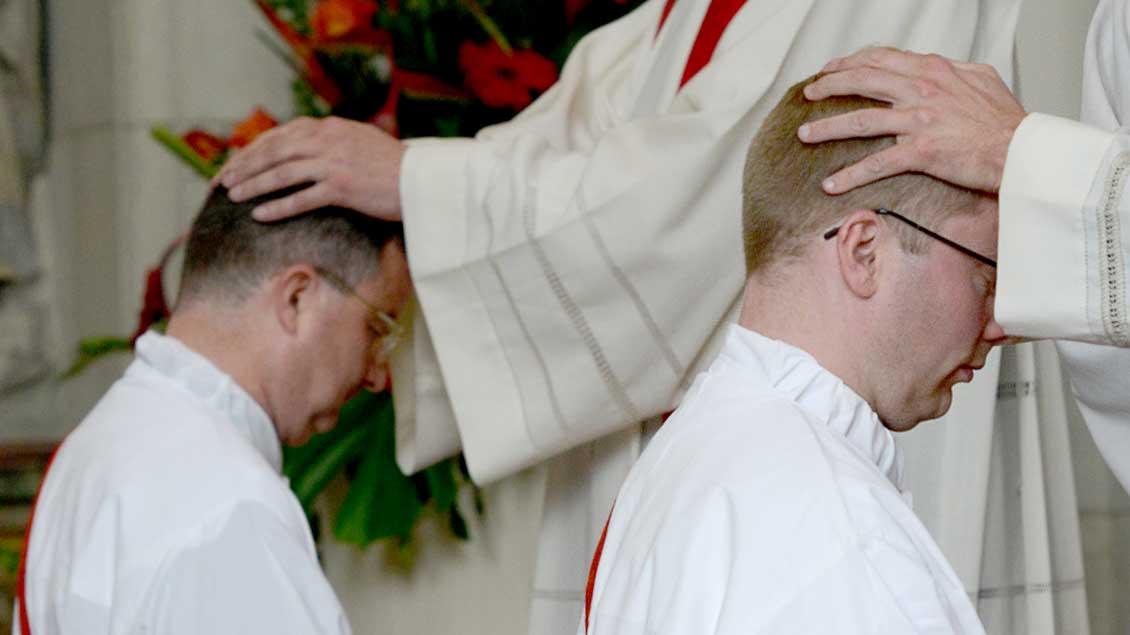Priesterweihe 2005.