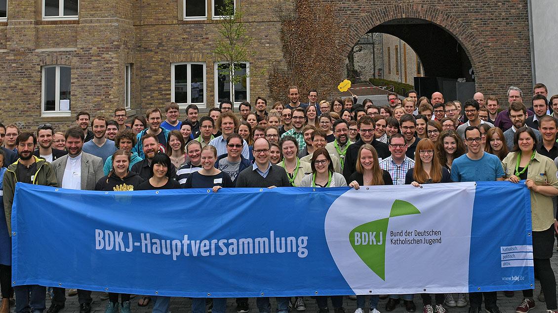 Hauptversammlung hat der Bund der Deutschen Katholischen Jugend Foto: pd