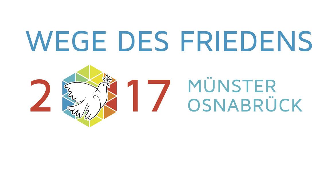 Logo Weltfriedenstreffen