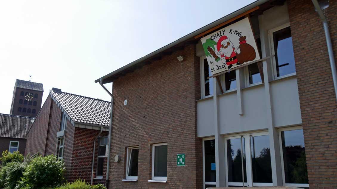 Das Josef-Cardijn-Haus.