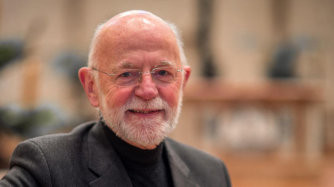Pfarrer Theodor Boymann Foto: Thomas Binn