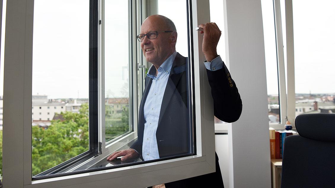 """Josef Ridders möchte die Arbeit des KKV nach innen und außen weiter öffnen: """"Mit der Freiheit, neue Ideen zu spinnen."""""""