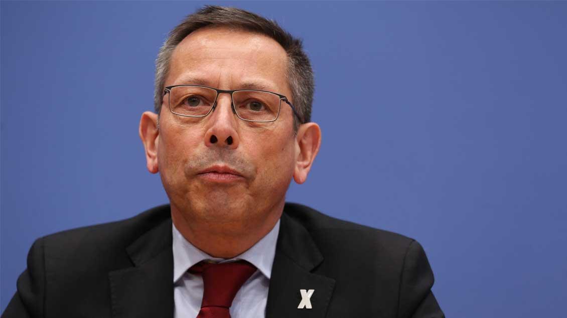 Johannes-Wilhelm Rörig. Foto: KNA
