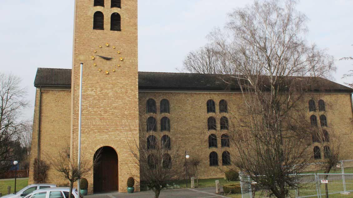 In St. Ludger in Lüdinghausen wird Pfingstmontag ökumenisch gefeiert.  Foto: Johannes Bernard