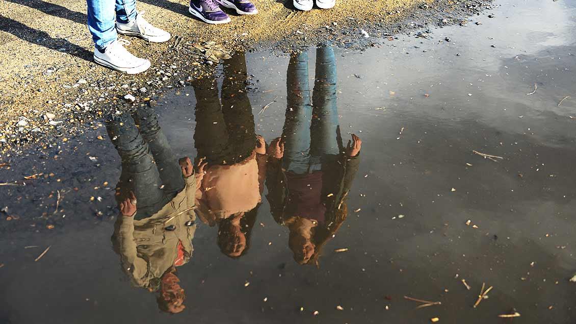 Spiegelbild der Jugend