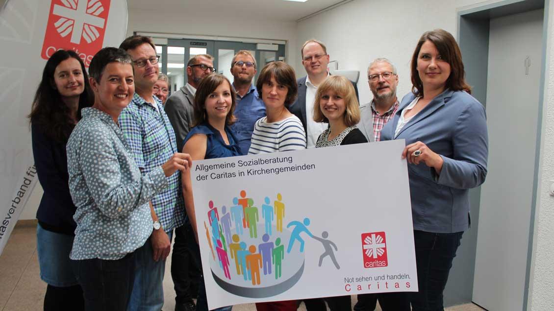 Kirche und Caritas in Münster arbeiten enger zusammen