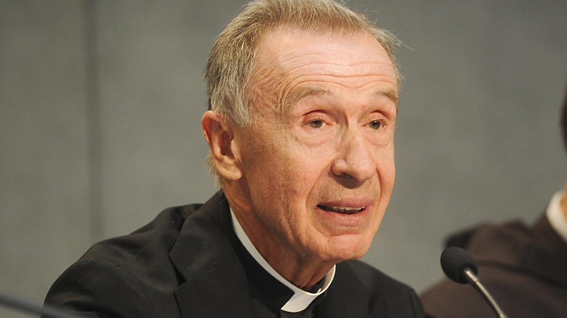 Jesuit Ferrer tritt Nachfolge Müllers an