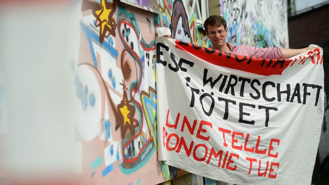 Philipp Geitzhaus Foto: Michael Bönte