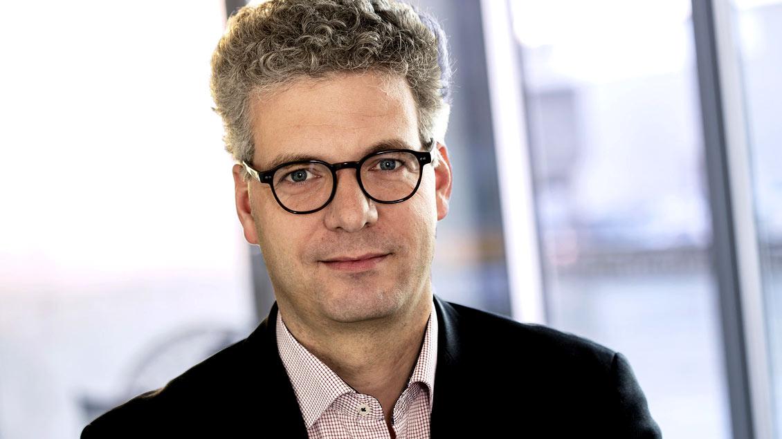 Stefan Nacke (41), neuer Vorsitzender des Kolping-Landesverbands in Nordrhein-Westfalen. Der Münsteraner ist verheiratet und Vater eines Sohnes.