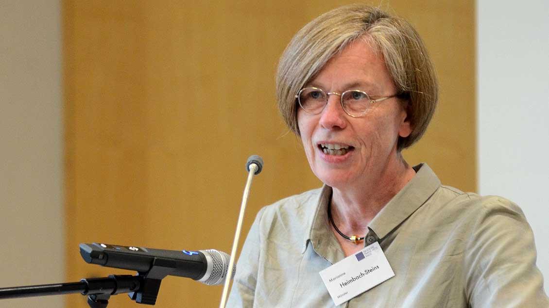 Professorin Marianne Heimbach-Steins.