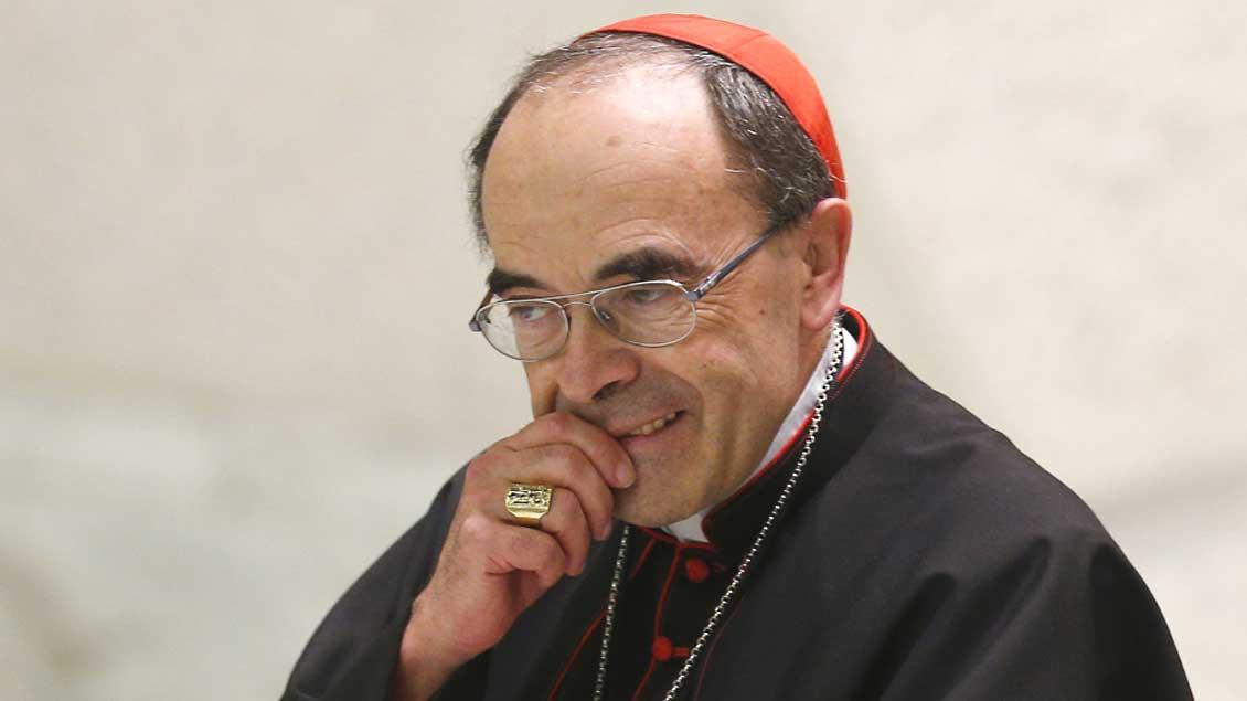 Der Lyoner Kardinal Philippe Barbarin.