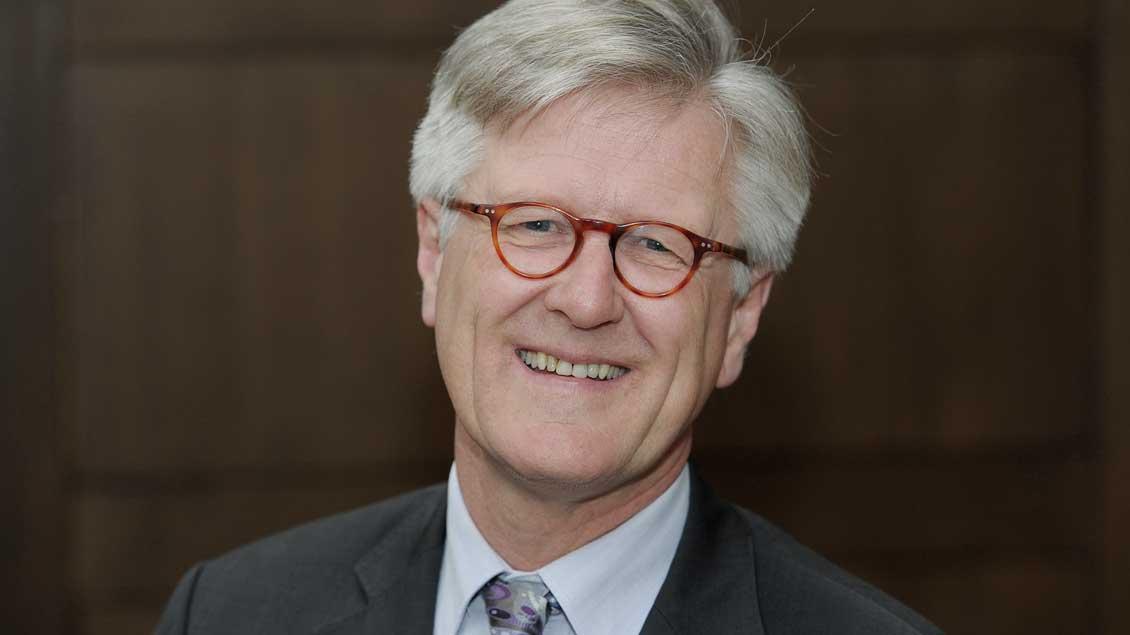 Bischof Heinrich-Bedford Strohm, Ratsvorsitzender der Evangelischen Kirche.