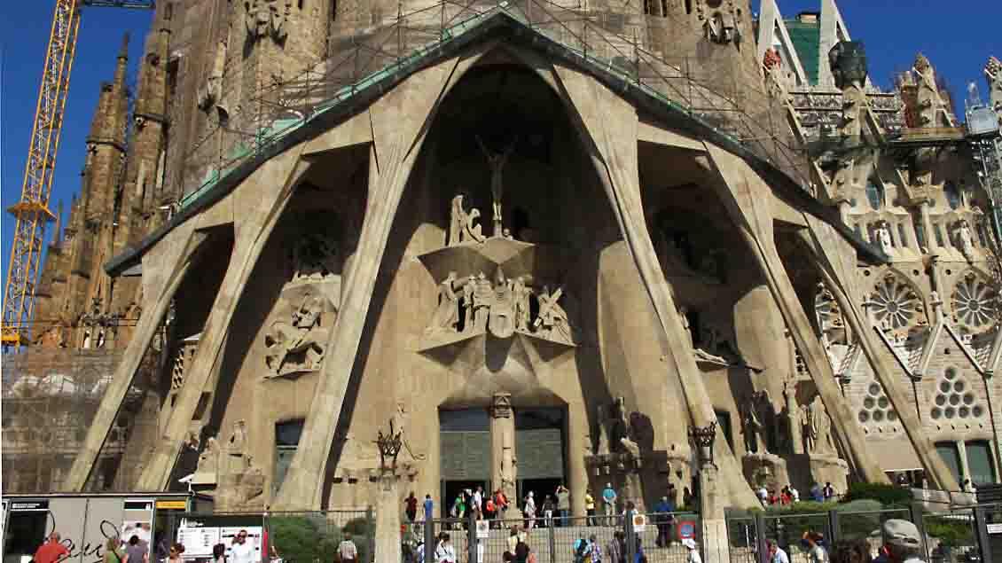 War die Sagrada Familia das Terrorziel?