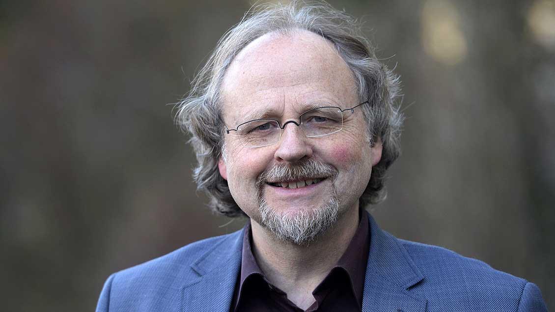 Professor Heiner Bielefeldt.