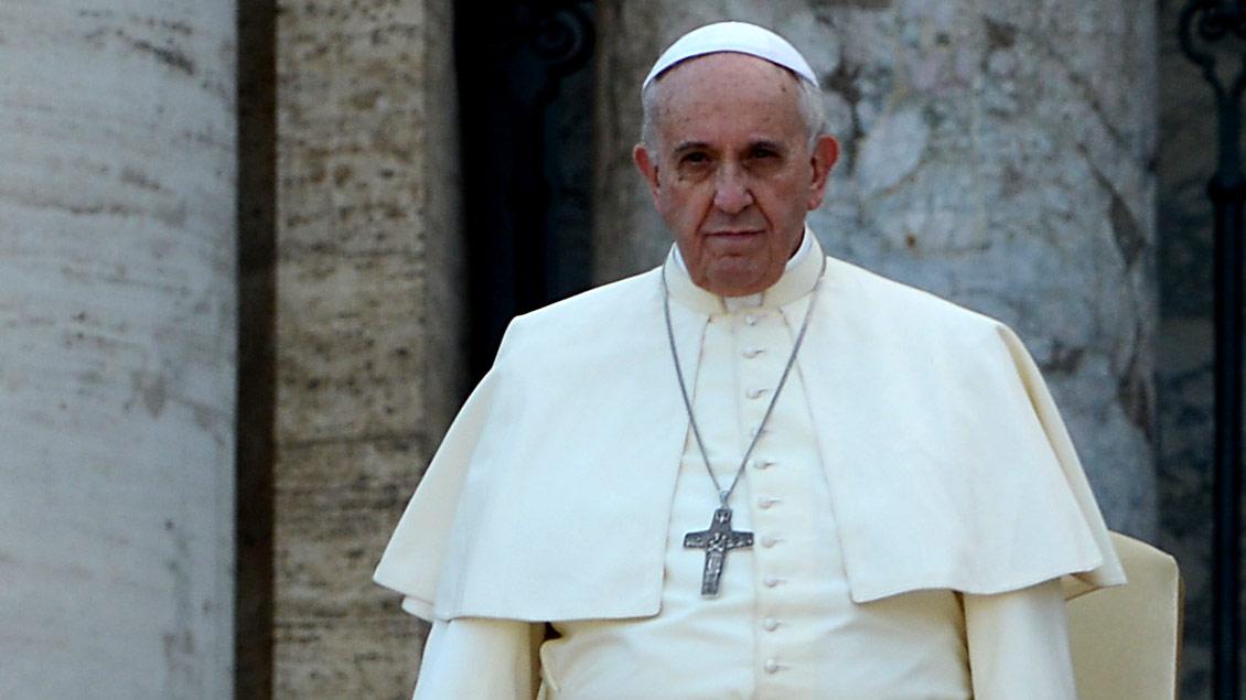 """Konservative Kritiker werfen Papst Franziskus vor, die Kirche in eine """"einzigartige Krise"""" geführt zu haben."""
