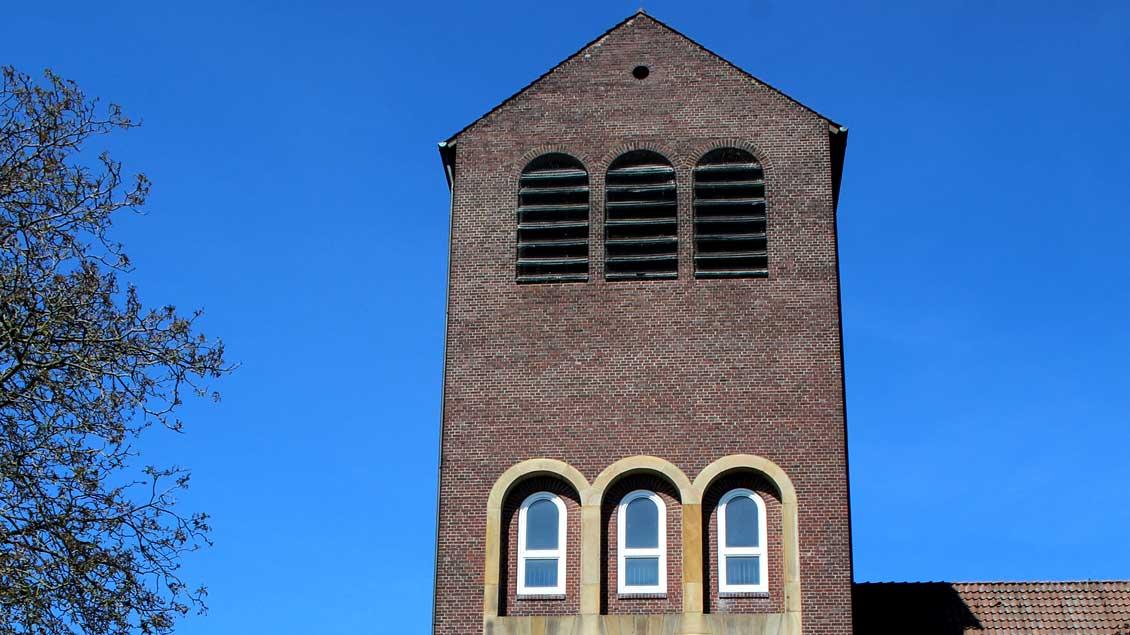 Voraussichtlich im Sommer nächsten Jahres wird die St.-Josef-Kirche in Greven abgerissen.